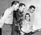 Presley, Lewis, Cash y Perkins: el cuarteto del Millón de Dólares