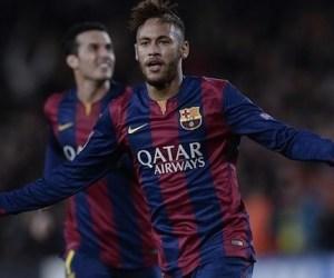neymar gol champions