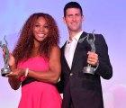 Serena Williams y Novak Djokovic son los mejores tenistas del 2014