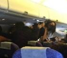 Tres historias sobre chinos que enloquecen en los aviones