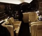 Santa Claus le trajo un nuevo avión privado a Justin Bieber