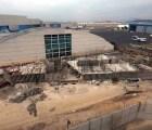 ¡Quién creen que moderniza el hangar presidencial! Sí, Higa