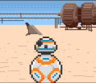 El trailer de Star Wars: The Force Awakens en 8 bits