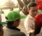 VIDEO: Manuel Velasco, gober de Chiapas cachetea a asistente