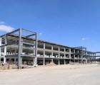 Los avances en la remodelación del Autódromo Hermanos Rodríguez