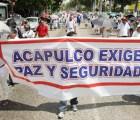 67 asesinatos en Acapulco desde que llegó la Gendarmería