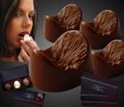WTF?!?! Ya puedes tener chocolates con la forma de tu ano