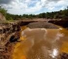 Vocero de Presidencia dice que agua de Río Sonora es bebible