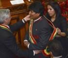 Evo Morales asume tercer mandato presidencial de Bolivia