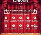Los memes de no perdonaron a Chivas: ¿#LaGiradelAdiós?