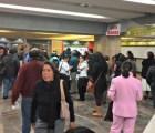 Se arroja a las vías del Metro Hidalgo