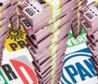 Partidos políticos recibirán este año 5 mil millones de pesos