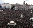 """Miles de adeptos a """"Podemos"""" marchan en España #YoVoy31E"""
