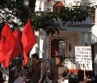 Piden justicia por Ayotzinapa en Costa Rica y Cuba