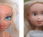 Esta artista transforma a las Bratz para que por fin parezcan niñas
