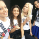 Selfie de Miss Israel y Miss Líbano desata polémica