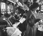 Stanley Kubrick y sus fotografías del metro de Nueva York
