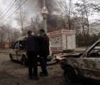 Bombardeo el Este de Ucrania deja al menos 30 muertos
