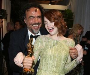 Alejandro Gonzalez Inarritu, Emma Stone