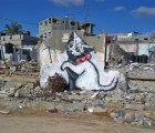 Video: Banksy en Gaza