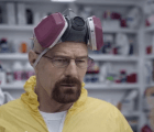 Walter White regresó...para un comercial del Super Bowl