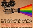 9 Festival Internacional de Cine Gay de la UNAM