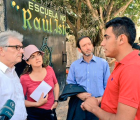 Comisionado alemán pide perdón por uso de armas en caso Ayotzinapa