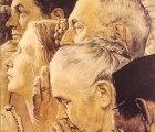 Norman Rockwell y sus ilustraciones del Siglo XX