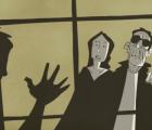 Lou Reed nos da su opinión sobre los Beatles en esta entrevista animada