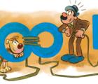 Google dedica su doodle al centenario de Gabriel Vargas