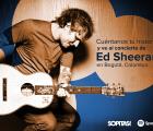 Gana un viaje para ver a Ed Sheeran en Colombia con Sopitas.com y Spotify