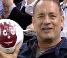 ¡Tom Hanks se reúne con Wilson de Náufrago!