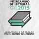 Mañana es el Gran Intercambio de Lecturas 2015