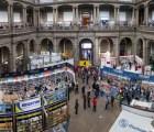 Hoy inicia la XXXVI Feria Internacional del Libro de Palacio de Minería