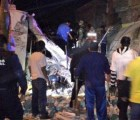 Se registra explosión en Veracruz
