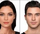 Estos son los rostros más atractivos... según la ciencia