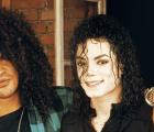 ¿Michael Jackson provocó la separación de Guns N' Roses?