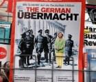 Merkel y los nazis. Esta portada genera escandalo en Alemania