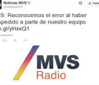 Anonymus hackea página de MVS