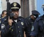 Roban 100 armas a policía del DF