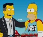 Los Simpson homenajean a su creador después de su fallecimiento