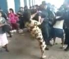Tabasco: Policías golpean mujeres indígenas, pedían apoyo a maquiladora