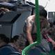 Ataque zombie en el metro: ¿La broma más pesada del año?