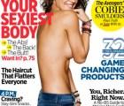 """Cobie Smulders para la revista """"Women's Health"""" y... ¡uff!"""