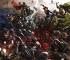 "Porque nunca son suficientes...más spots de ""Avengers: Age of Ultron"""