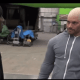 Checa a Paul Walker imitando a Vin Diesel en el set de R&F7