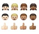 Los nuevos emojis multirraciales llegan a iOS