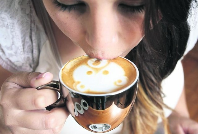 cafe mujer