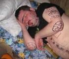 Así puedes terminar si te duermes en una fiesta salvaje