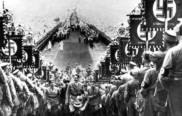 aceptacion del nazismo